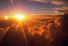انشا جهان هستی و قدرت آفریدگار جهانیان