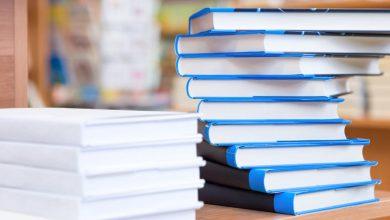انشا انگلیسی در مورد کتاب ها + ترجمه