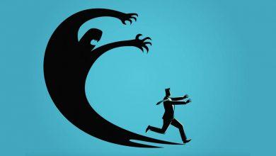 انشا در مورد ترس در وجود انسان ها