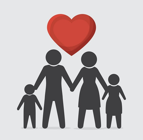 انشا زندگی در کنار خانواده و فواید آن