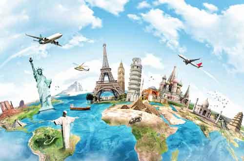 انشا سفر انسان به کشور های دیگر - انشا در مورد جهانگردی
