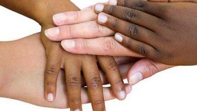 انشا تفاوت رنگ ها در پوست انسان ها