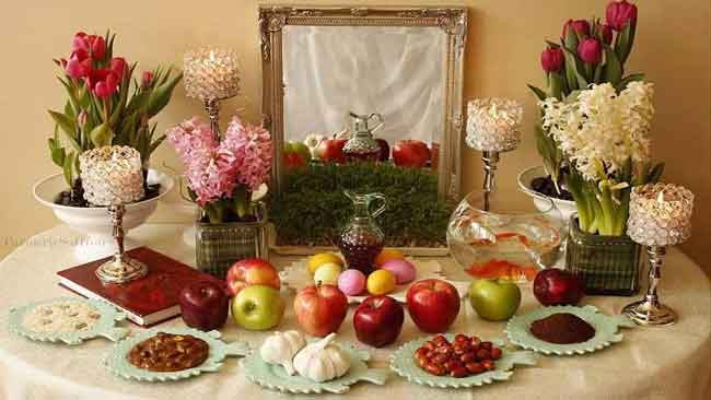 انشا در مورد عید - انشا با موضوع عید نوروز